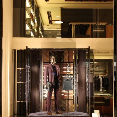 Canali Windows Display Finished001
