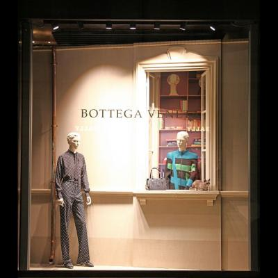 Bottega Veneta Windows Display003