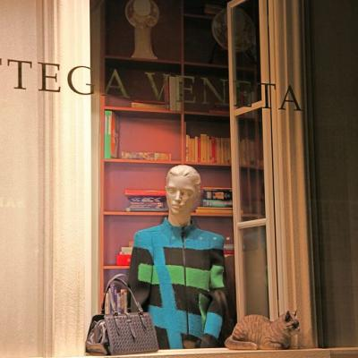 Bottega Veneta Windows Display007