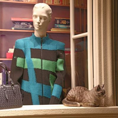 Bottega Veneta Windows Display008